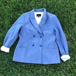 Banana Republic blazer with pockets